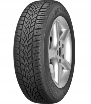 2x Dunlop 185/65 R14 86T Winter Response 2