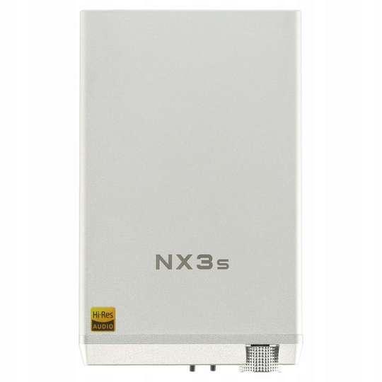 Topping Audio NX3s Wzmacniacz Słucawkowy Srebny