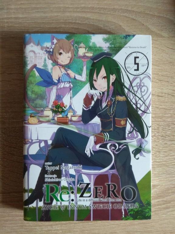Re:Zero tom 5