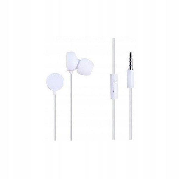Zestaw słuchawkowy Nokia WH-208 bulk biały/white