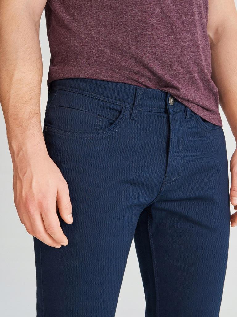 Spodnie Reserved Slim Fit 31 - nowe z metkami
