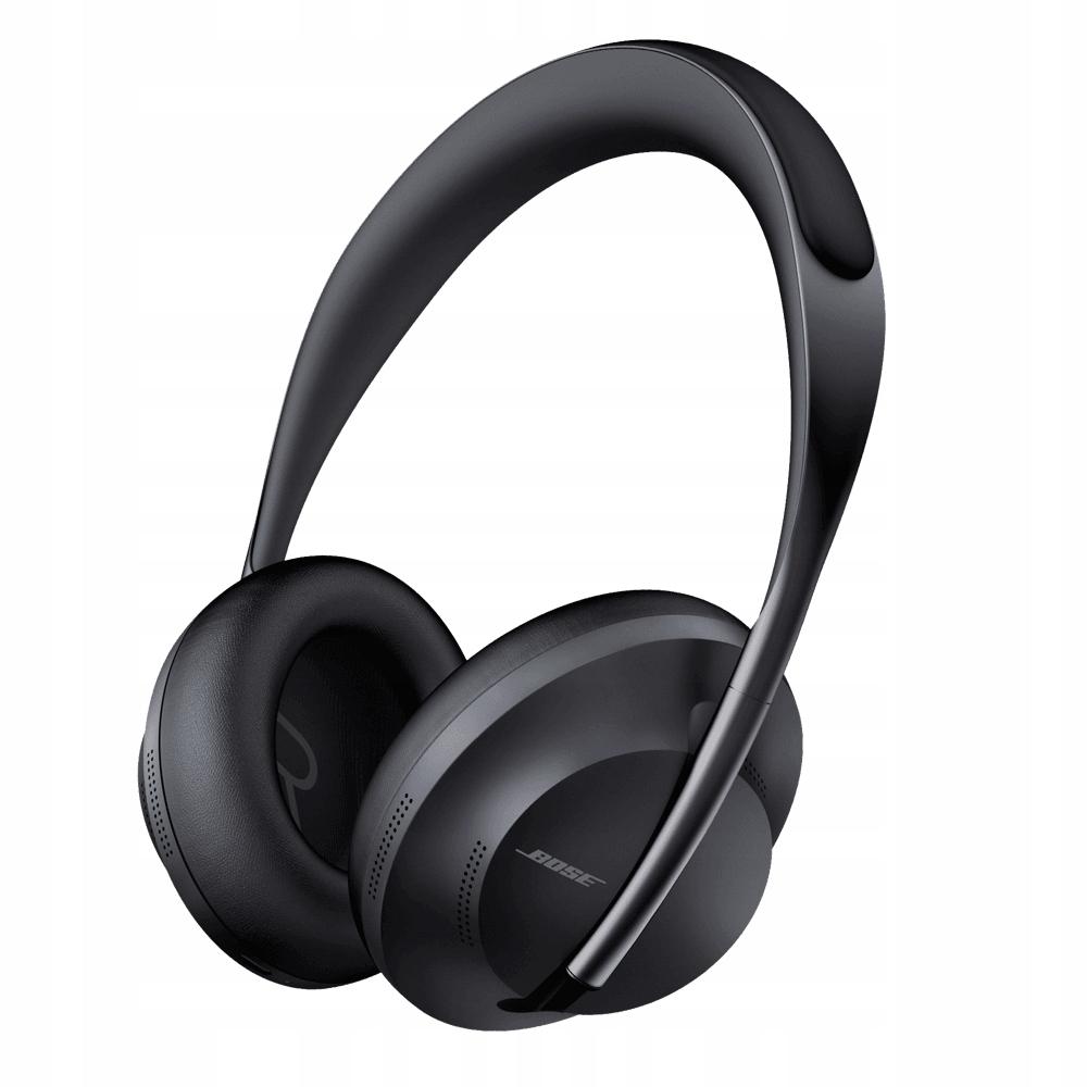 Słuchawki Bose noise cancelling 700 Nowe Czarne