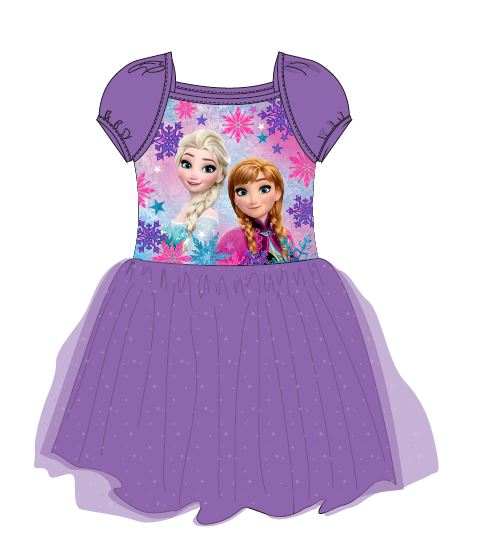 Sukienka Suknia Tiulowa Tiul ELSA KRAINA LODU 116