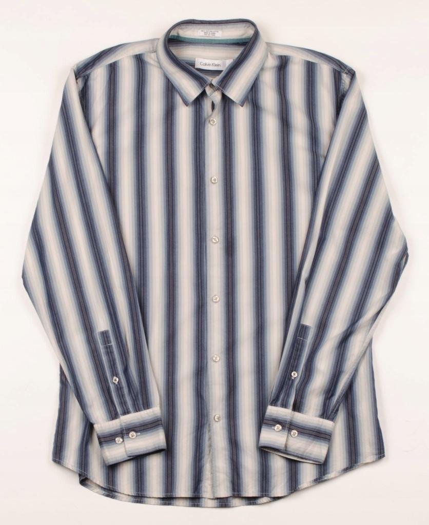 Calvin Klein Koszula Męska L ZWR2