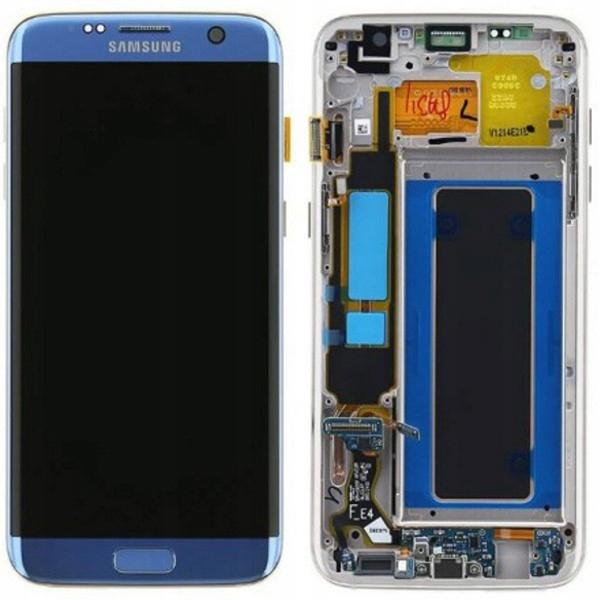 WYMIANA WYŚWIETLACZA LCD SAMSUNG S7 EDGE G935