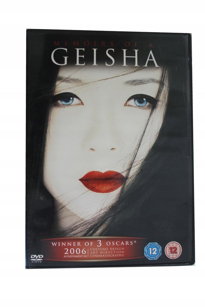 Memoirs Of A Geisha [DVD]