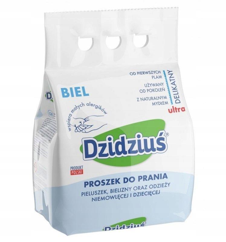 Dzidziuś Proszek do prania pieluszek, bielizny, od