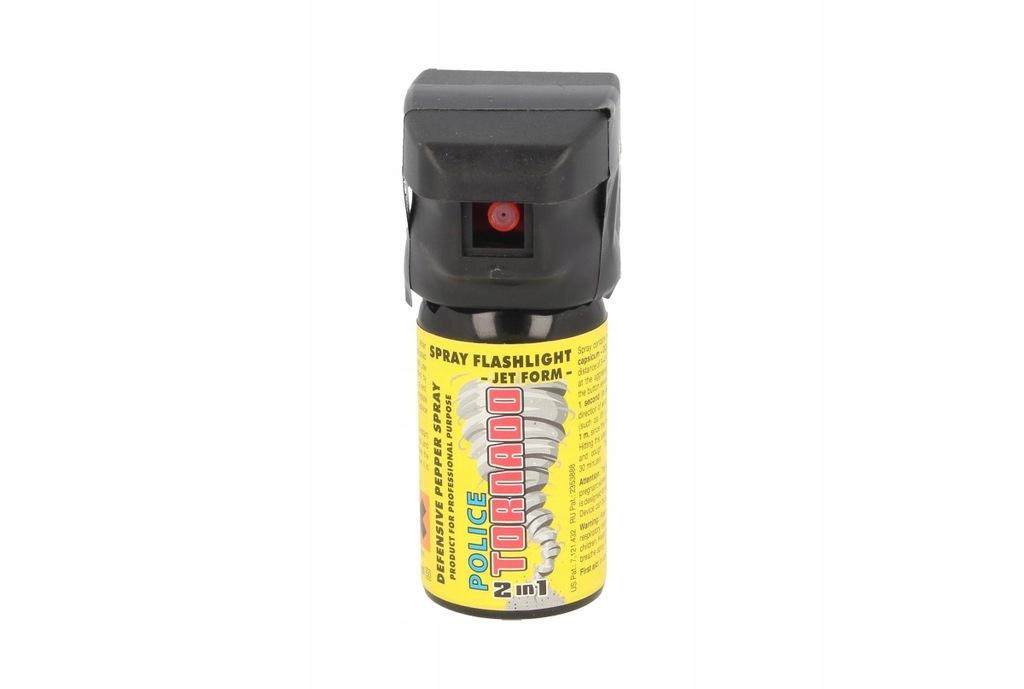 Wkład z gazem ESP Tornado 40 ml (SFL-01-40 WKŁAD)