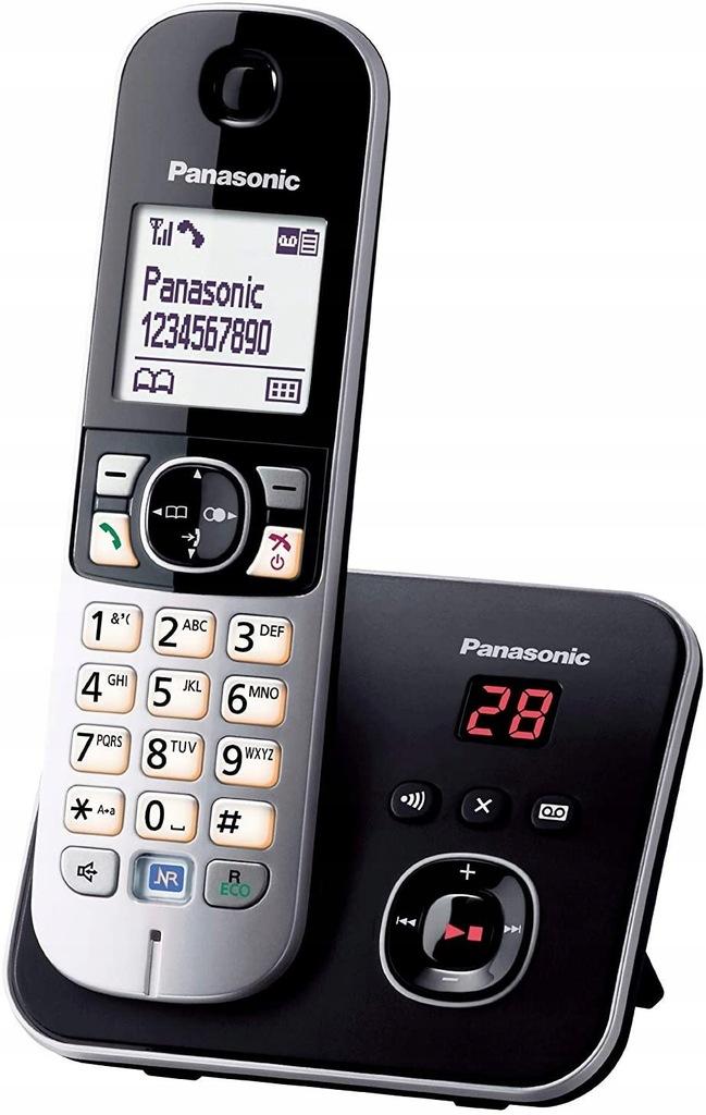 Y1 Telefon bezprzewodowy Panasonic KX-TG6821GB