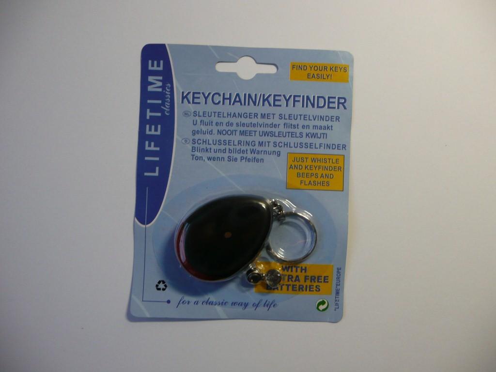 Lokalizator kluczy key finder breloczek