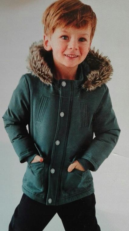 Chłopięca parka Lupilu r.86 kurtka
