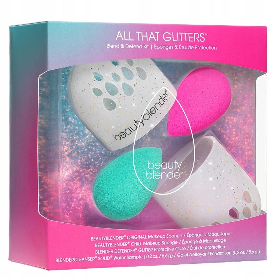 Beauty Blender All That Glitters 2x Gabka Pojemnik 8667968602 Oficjalne Archiwum Allegro