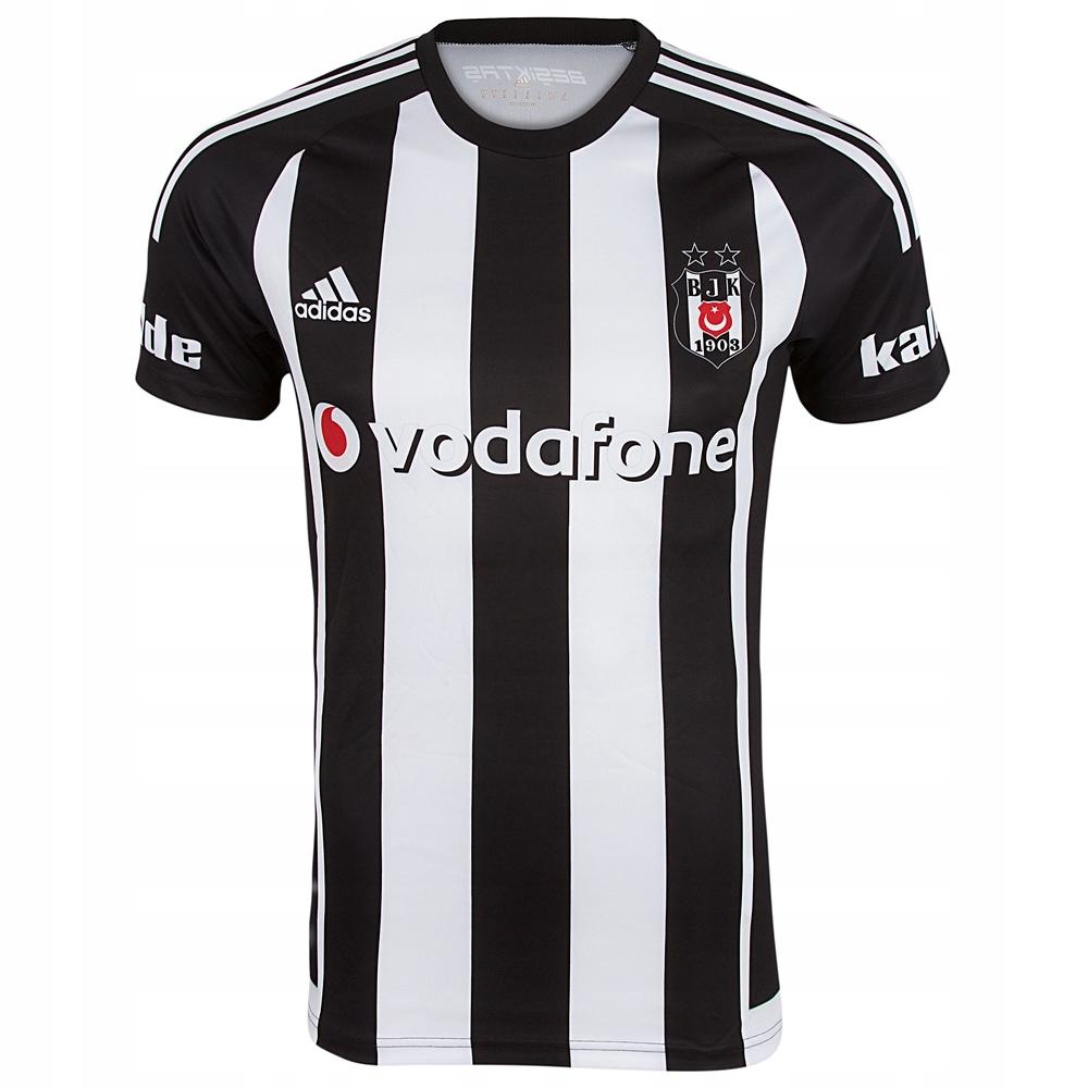 Koszulka Adidas BJK Away Youth AN5928 140