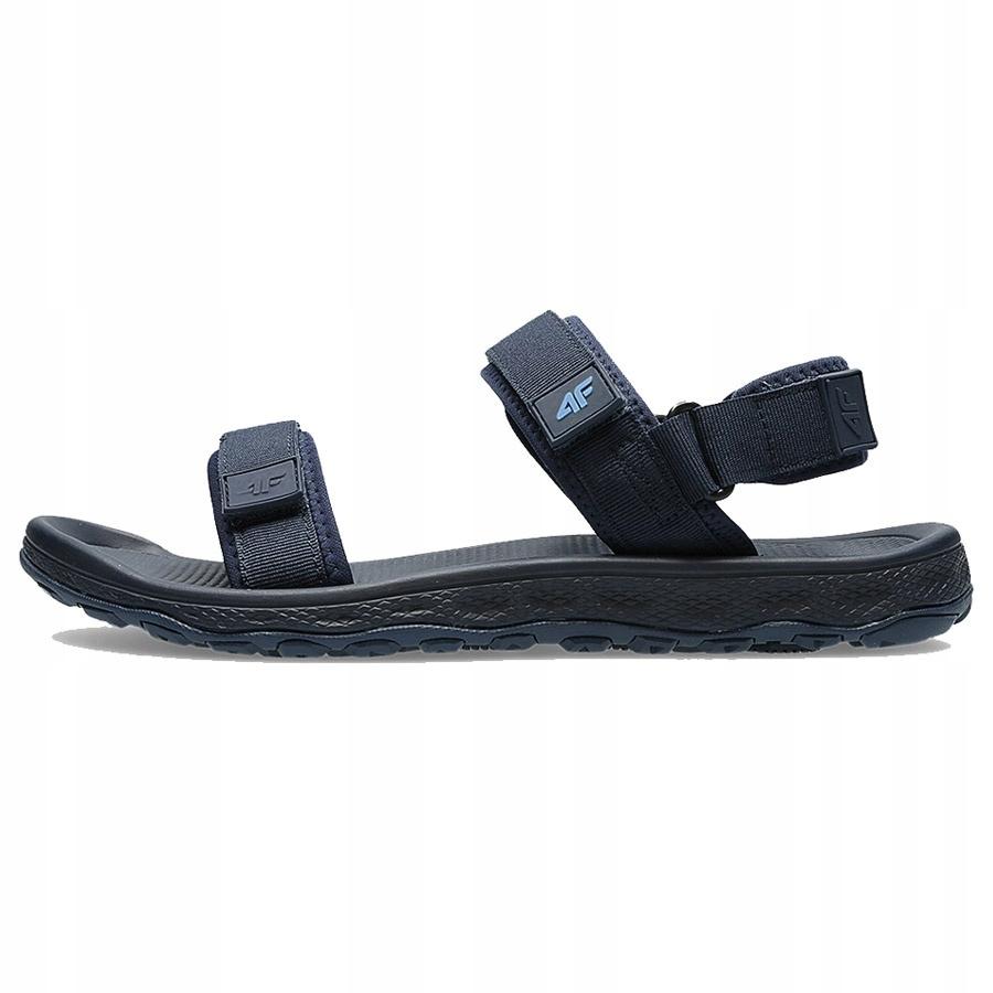 Sandały 4F H4L20-SAM001 33S niebieski 44!