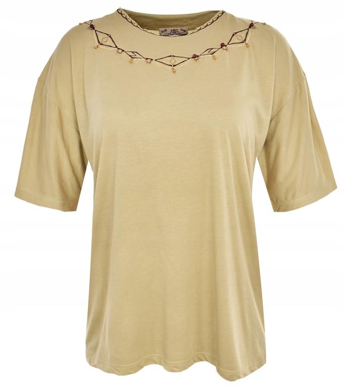wAQ1396 casualowy t-shirt , rozmiar 48