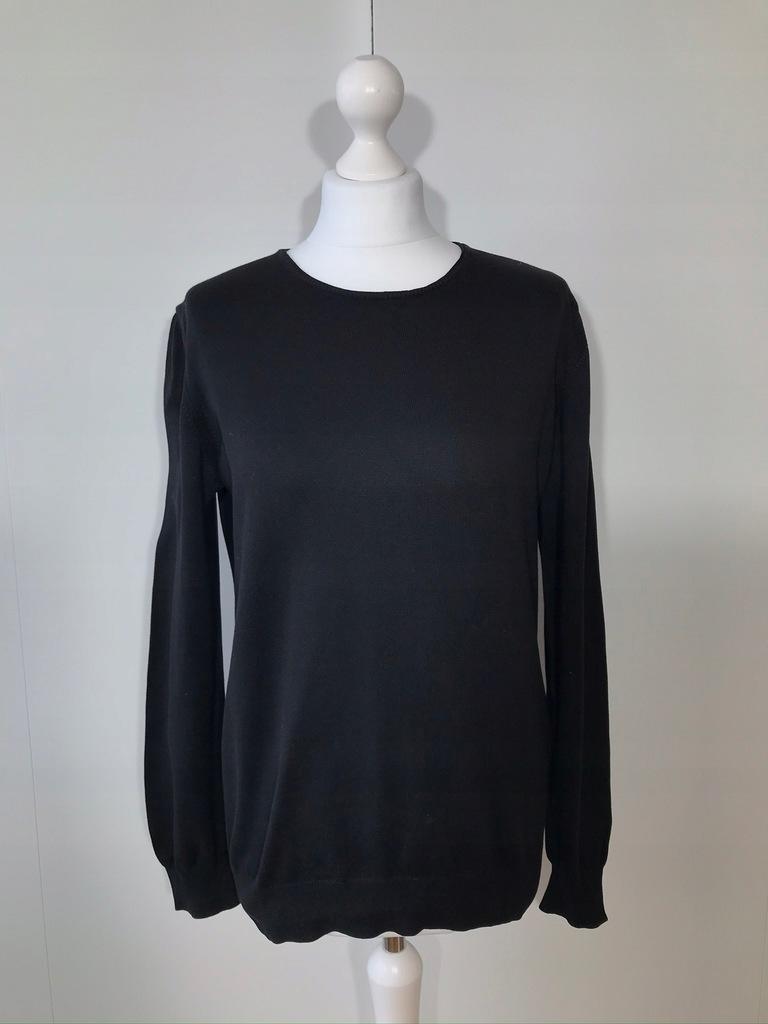 Sweter męski ZARA MAN czarny M