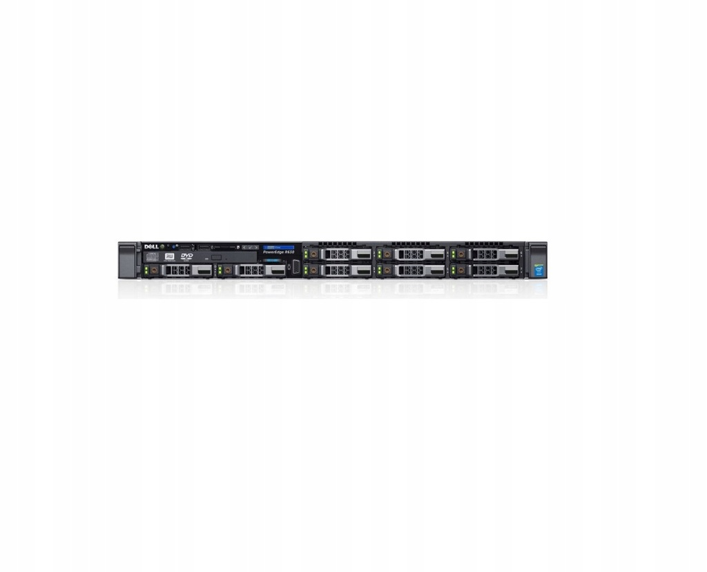 Dell R630 2x E5-2637 v3 128GB DDR4 2xNEW 960GB SSD