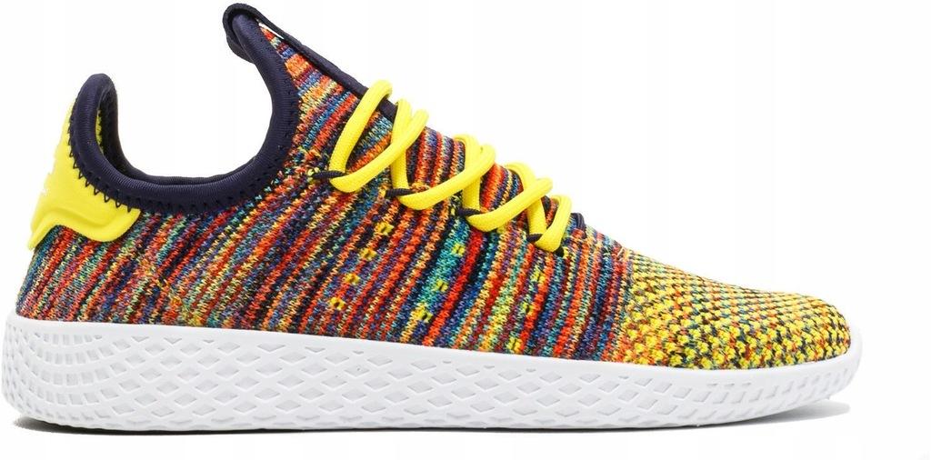 adidas Buty Pharrell Williams Tennis Hu Czerń | adidas Poland