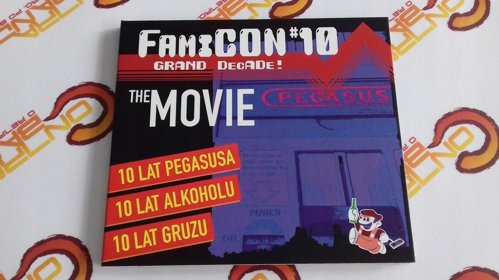 FamiCON 10 GRAND DecADe - The Movie - Wideorelacja