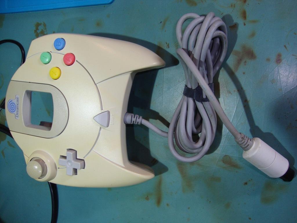 Oryginalny gamepad Sega Dreamcast no2
