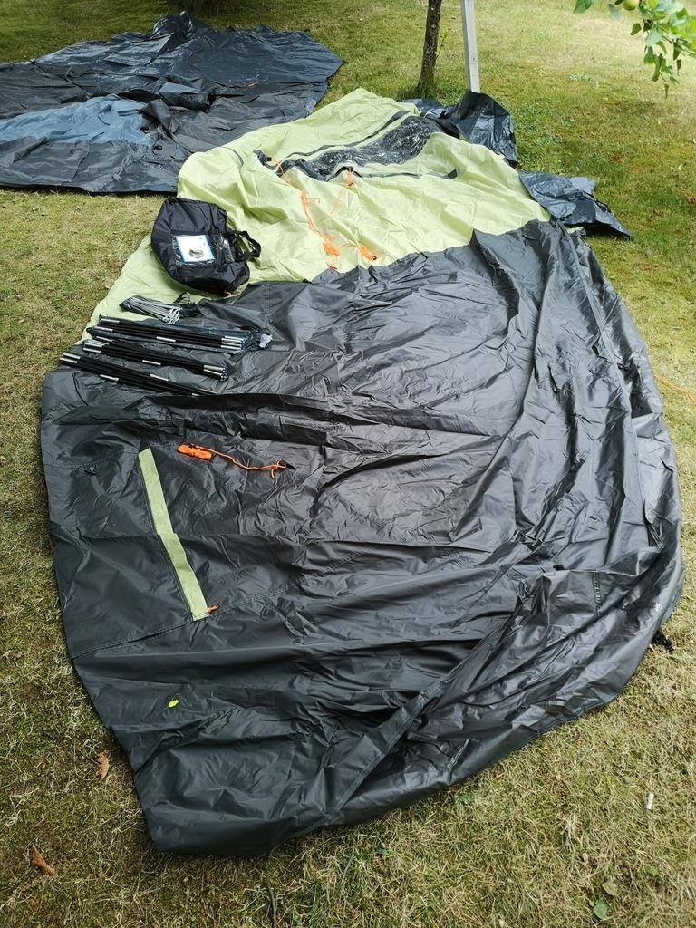 10T Corowa 4 Beechnut 5000 namiot kempingowy 1844