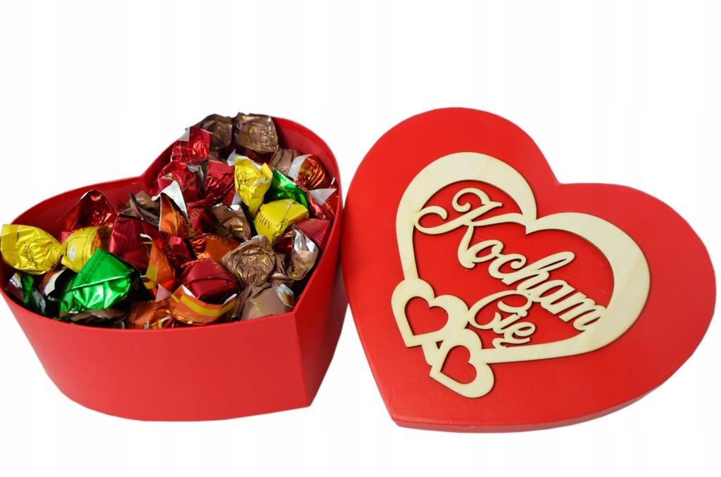 Dzień Kobiet Zakochanych Słodycze Mieszko 700g