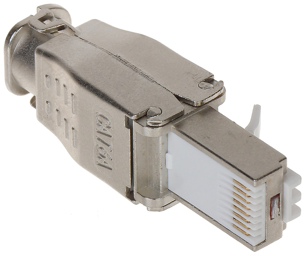 WTYK MODULARNY RJ45/FTP6A-HAND ABCV