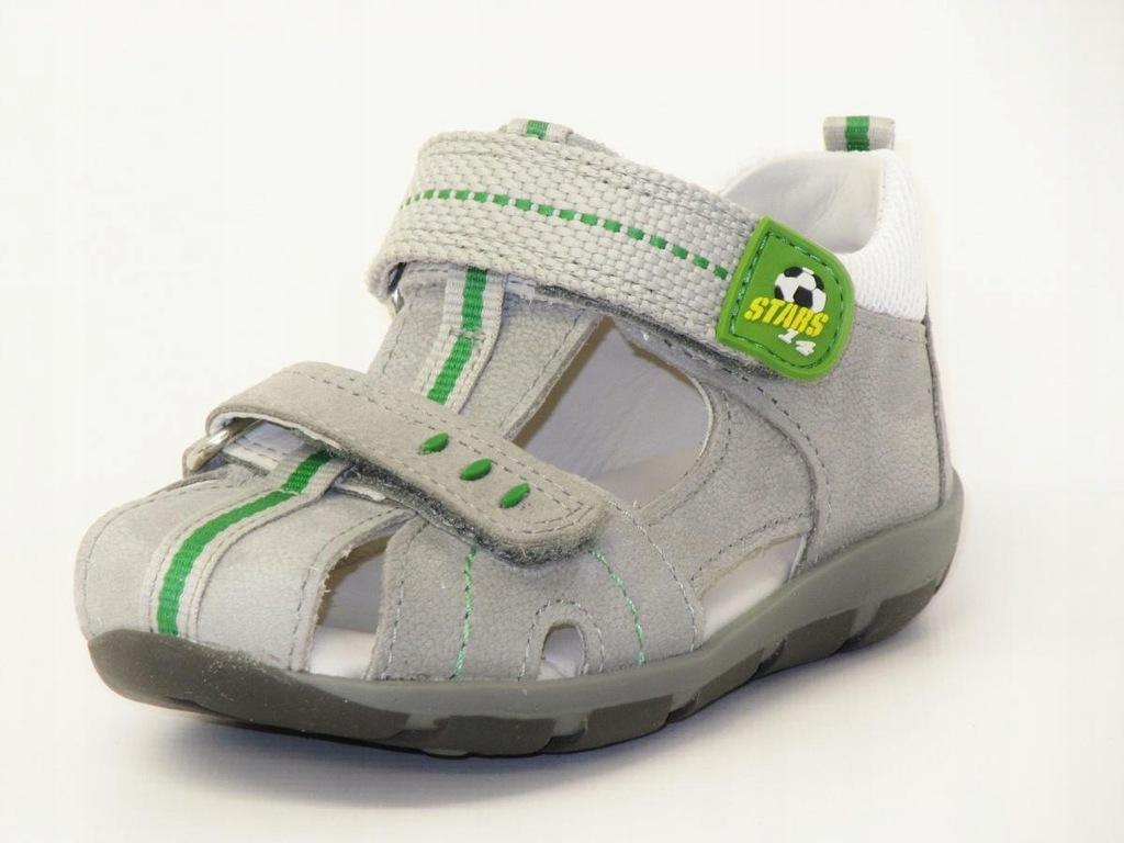 Sandałki Superfit 2-00139-41 FREDDY r20