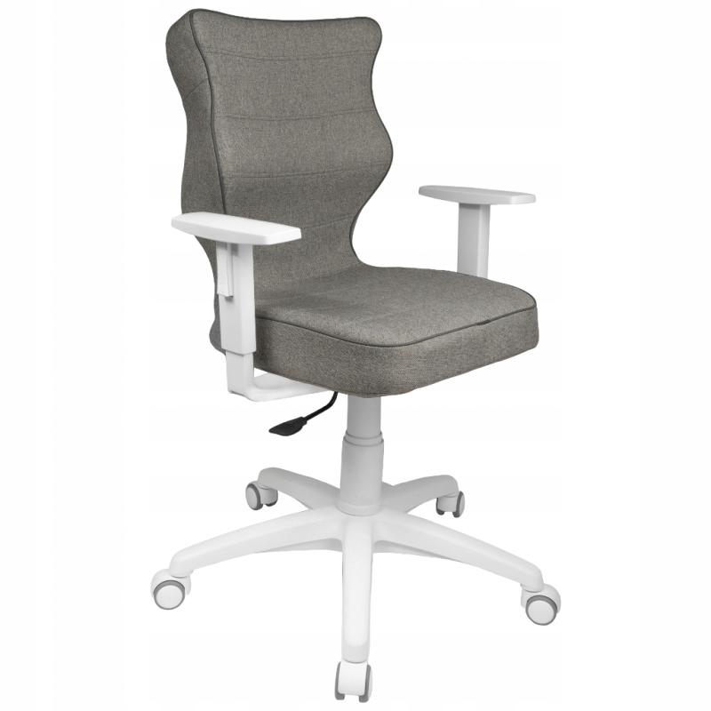 Krzesło DUO white TWIST 03 wzrost 159-188