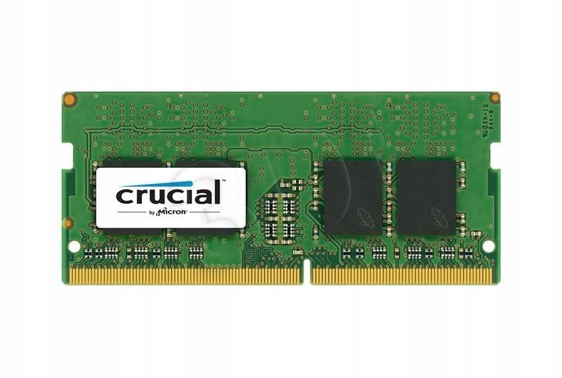 Pamięć Ram Crucial DDR4 SODIMM 8GB/2400 CL17