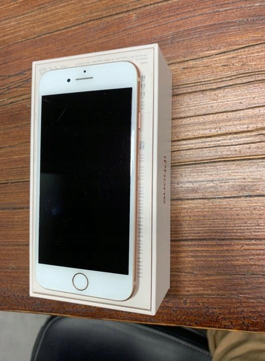 Iphone 8 Gold 256 Gb Uzywany 9 Miesiecy Gw 8309141411 Oficjalne Archiwum Allegro