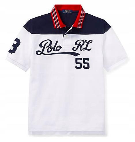 Polo Ralph Lauren koszulka polo r.S/8 lat