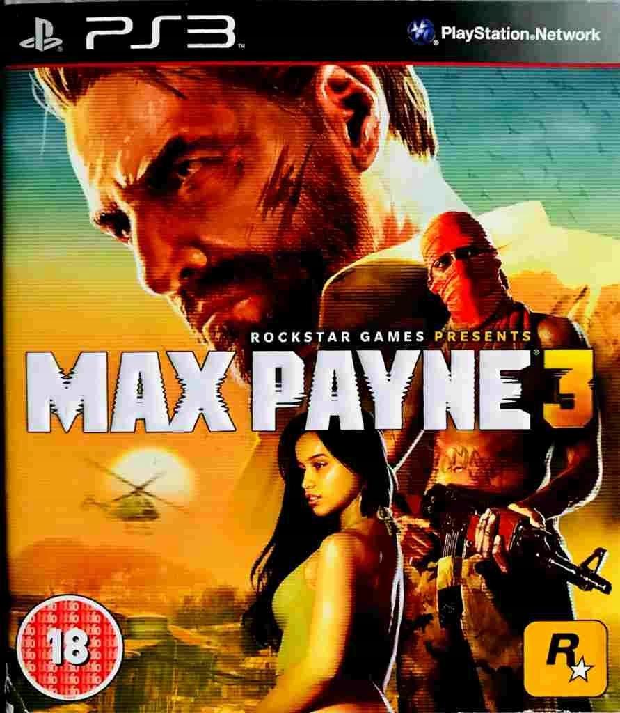 Max Payne 3 Ps3 Playstation 3 Pl 8547749727 Oficjalne Archiwum Allegro
