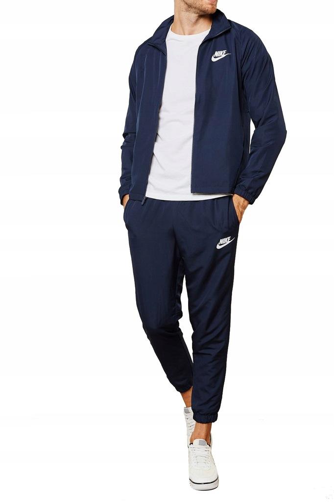 Komplet Nike spodnie+bluza NSW