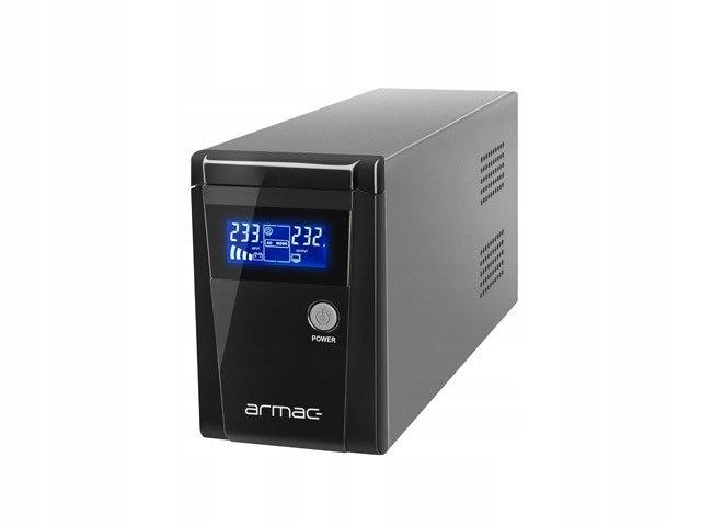UPS Line-Interactive Office 650E LCD 650VA 2x230V