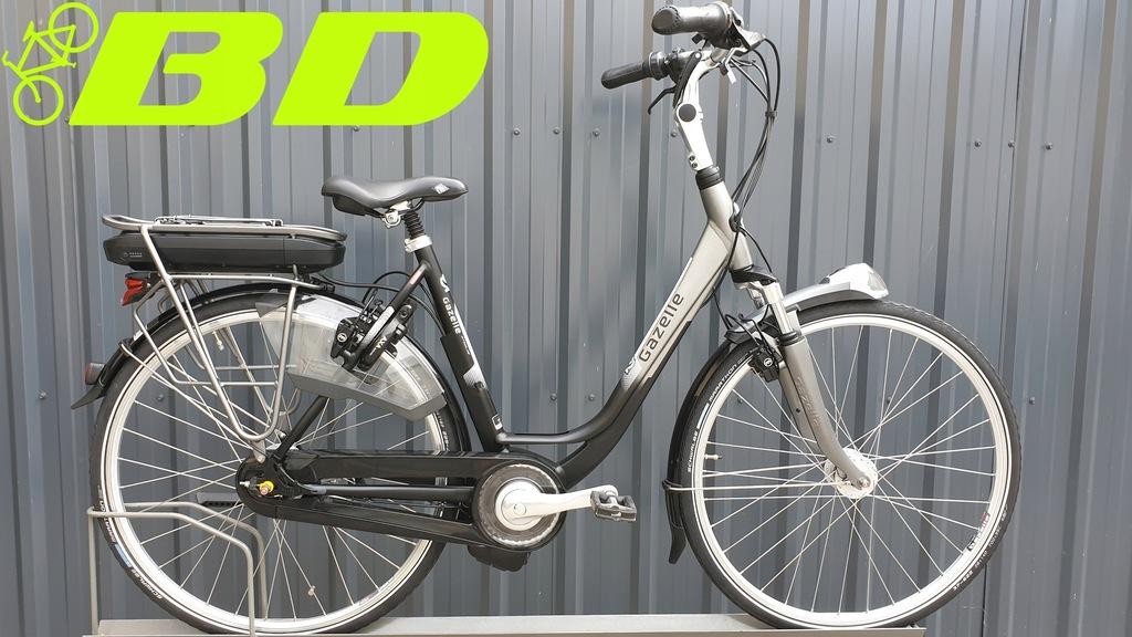 Rower elektryczny Gazelle Arroyo C8+ para (276)