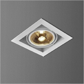 Lampa AQForm SQUARES mieszany 35011-0000-U8-PH-06