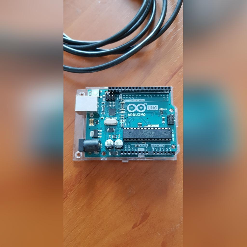 Arduino UNO rev 3 nowe bez opakowania