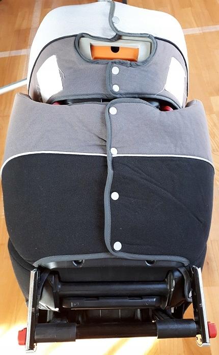 Fotelik Cybex Free Fix Ece R44 04 04301258 Isofix 7983263802 Oficjalne Archiwum Allegro