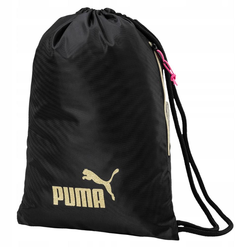 Worek na buty Puma plecak szkolny na basen w-f