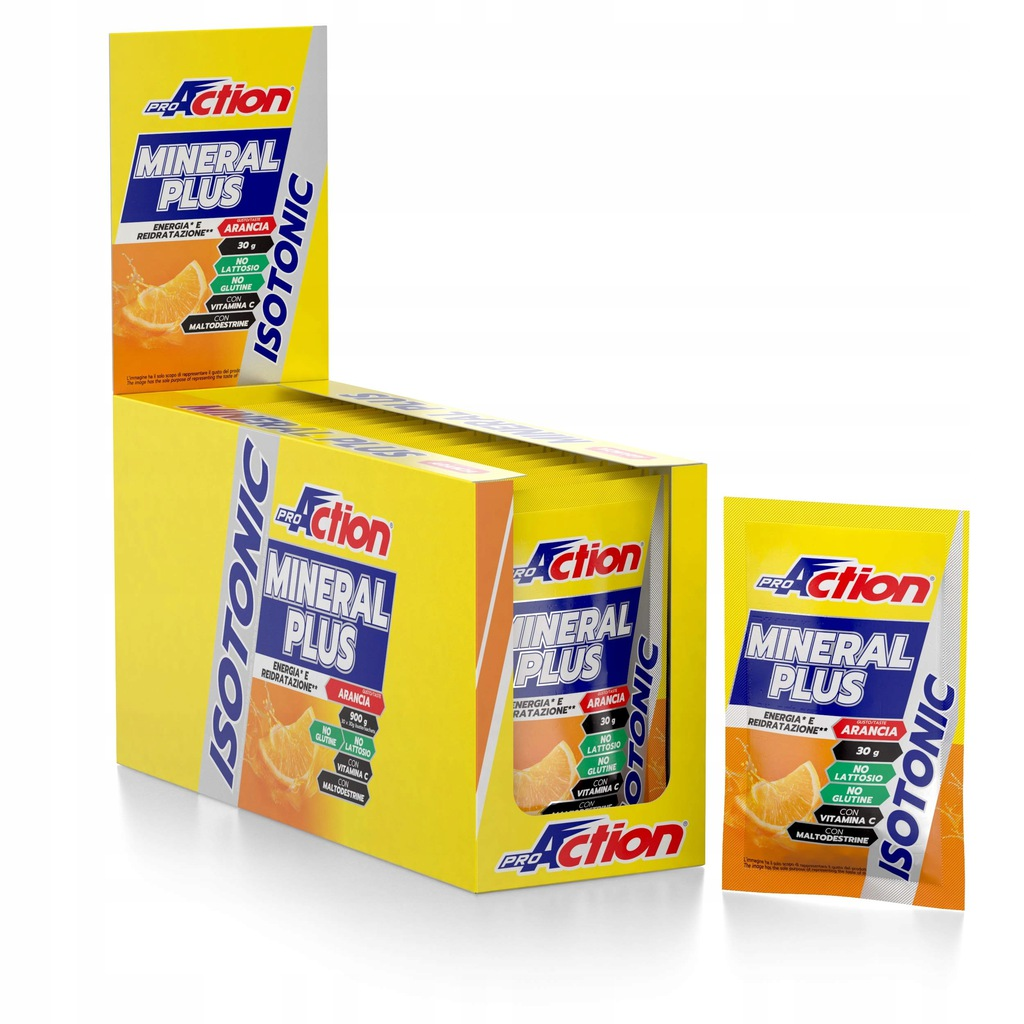 ProAction Mineral Plus 30 x 30g