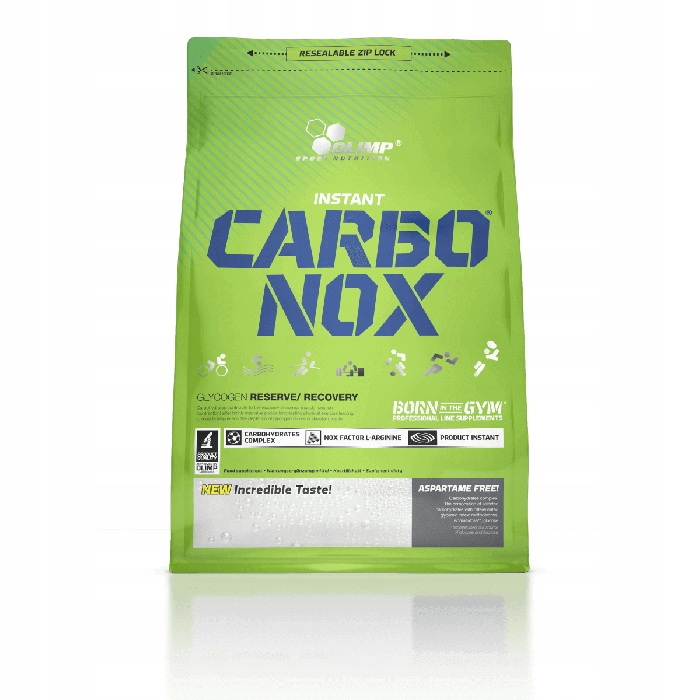 CARBONOX cytryna (1000 g- proszek), OLIMP Sport
