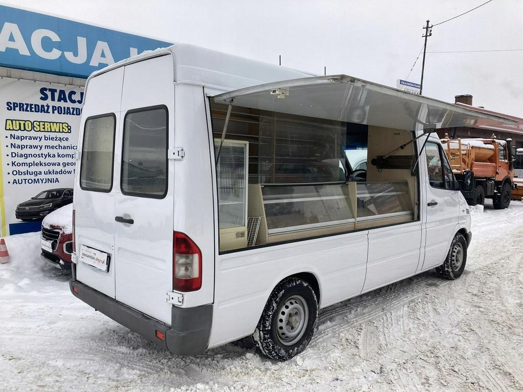 Autosklep piek Gastronomiczny Foodtruck food truck