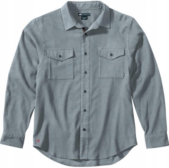 Koszula Nike SB Flagrant (medium grey)    roz. XL