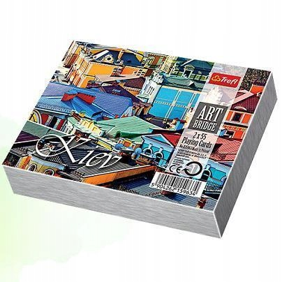KARTY - ART BRIDGE - KIEV TREFL, TREFL