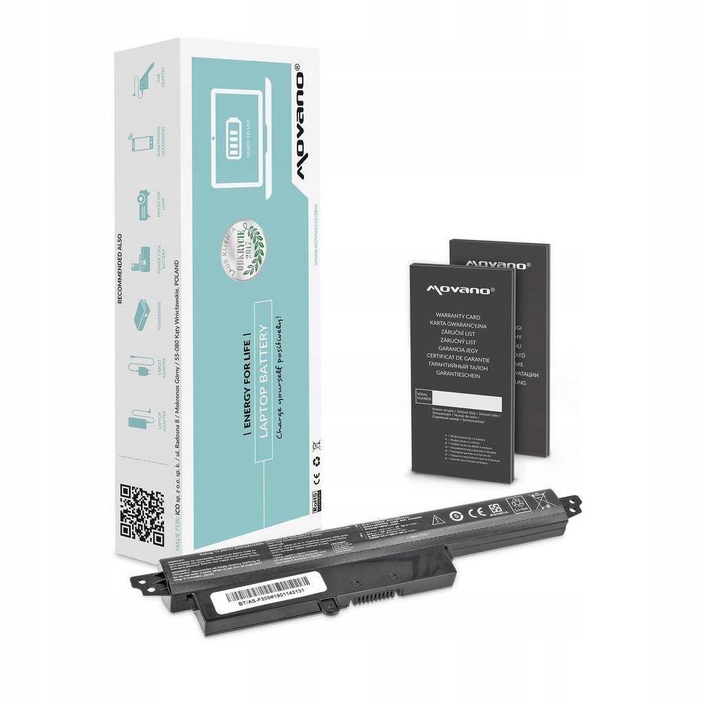 Bateria do Asus Vivobook F200MA-KX350D 24Wh 11,25V