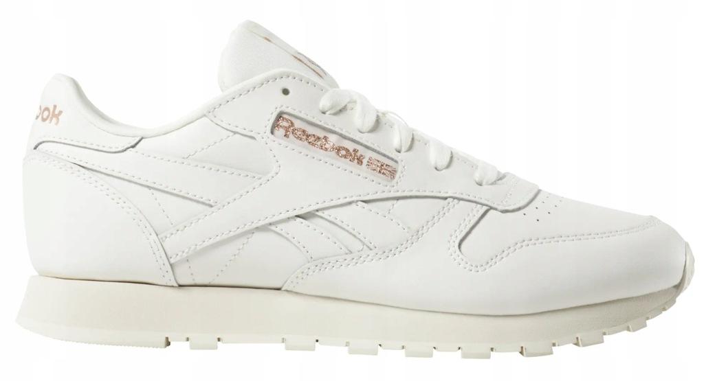 Buty damskie sneakersy Reebok Classic Leather DV3762