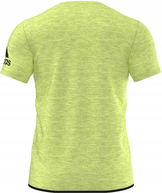 Adidas Koszulka męska Uncontrol Climachill Tee żółta r. M (AB6324)