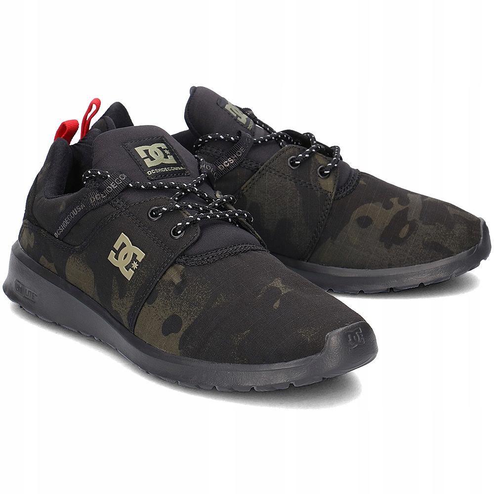 DC Heathrow TX SE Sneakersy Moro R.40