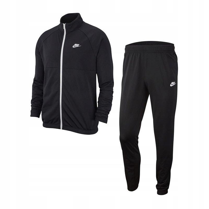 Dres Nike NSW Tracksuit rozmiar S czarny!